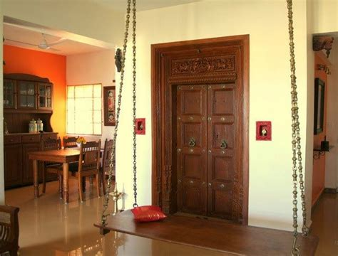 indoor swings for home india oonjal wooden swings in south indian homes indian
