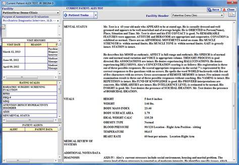 mental status exam template cyberuse printable online