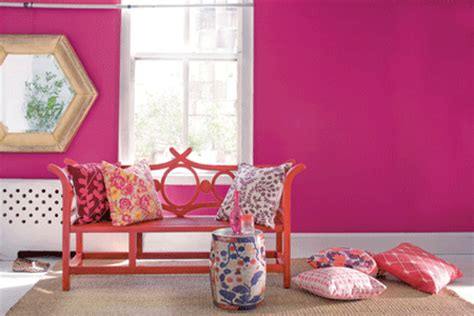 color trends charming pink paint colors for walls