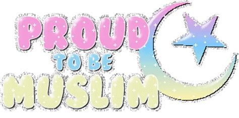 Proud To Be Moslem Logo 1 glig the community