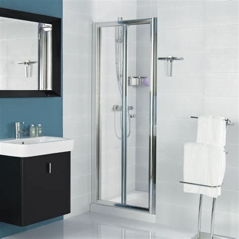 Shower Door Uk Bi Fold Shower Door 900mm Uk Bathroom Solutions