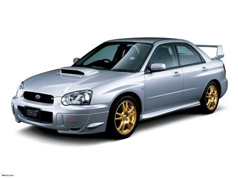 05 Subaru Impreza by Subaru Impreza Wrx Sti 2003 05 Pictures 2048x1536