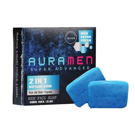 Sabun Ekonomi 2kg aura advanced soap sabun muka auramen 11street malaysia