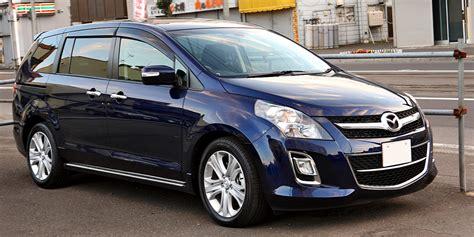 news mazda mpv a drive for family members