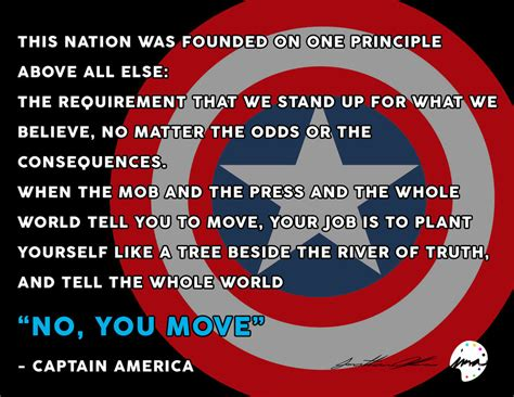 captain america quote wallpaper captain america civil war quote 2015 by jmalfonso7 on