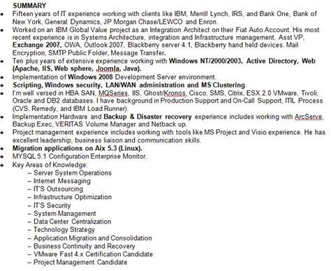 resume summary for jack of all trades resume example language skills