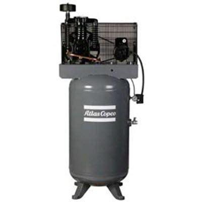Jual Air Compressor Atlas Copco atlas copco 10hp ar 10pkg pkg air compressor 120gal vert 460v3 9710502133