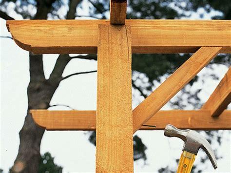 Holzpergola Selber Bauen by Die Herrliche Pergola Aus Holz In 93 Fotos Archzine Net