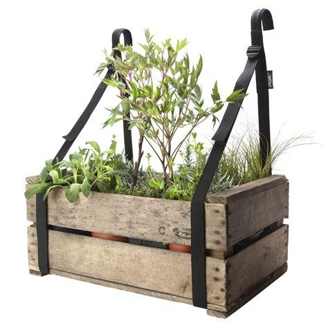 Tas Punggung Giardino Grdn 772 support jardini 232 re bretelles de balcon set 2 sangles suspension noir bacsac