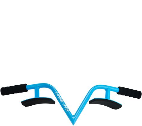 logo on qvc today quot as is quot lo bak trax portable spinal traction device by
