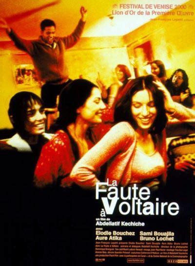 La Faute à Voltaire la faute 224 voltaire afcinema
