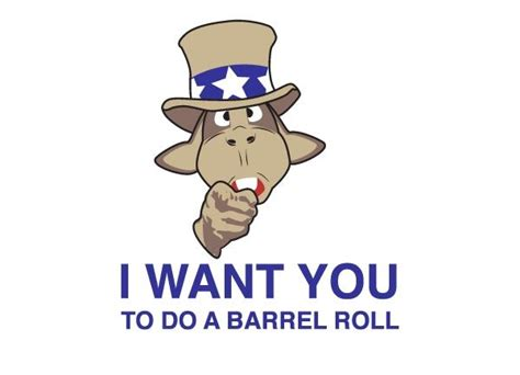 Barrel Roll Meme - image 434162 do a barrel roll know your meme