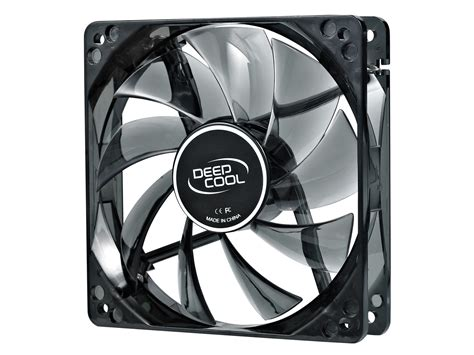 Deepcool Xfan 12cm Led Blue wind blade 120 deepcool fan