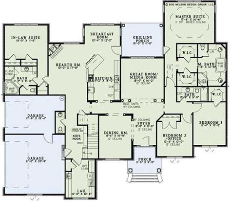 granny suite floor plans 13 best house plans in law suite images on pinterest
