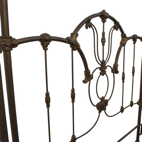 bronze bed frame 60 bronze metal canopy bed frame beds