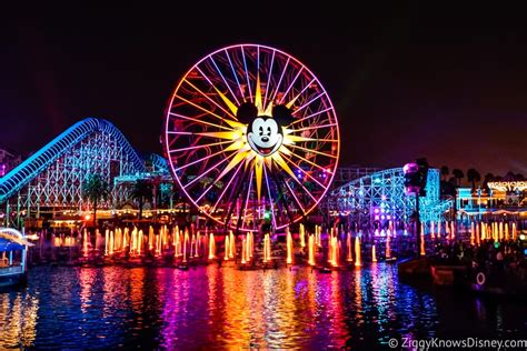 world of colors world of color closing for 1 months due to pixar pier