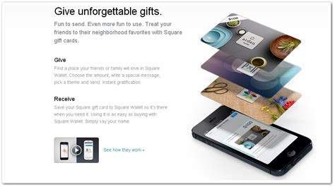 Gift Cards In Passbook - square integrates passbook and introduces gift cards to ios app