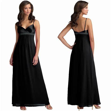 beaded chiffon formal evening gown bridesmaid maxi