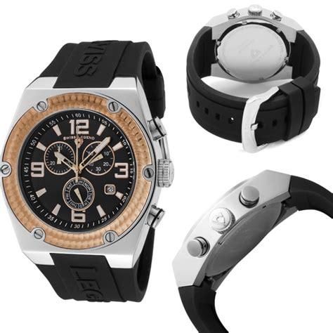 Swiss 8151 Black Rosegold List swiss legend s throttle watches