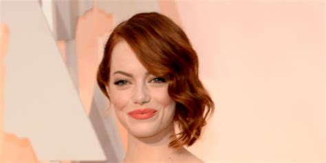 emma stone facebook emma stone s oscar dress 2015 is arguably the best of the