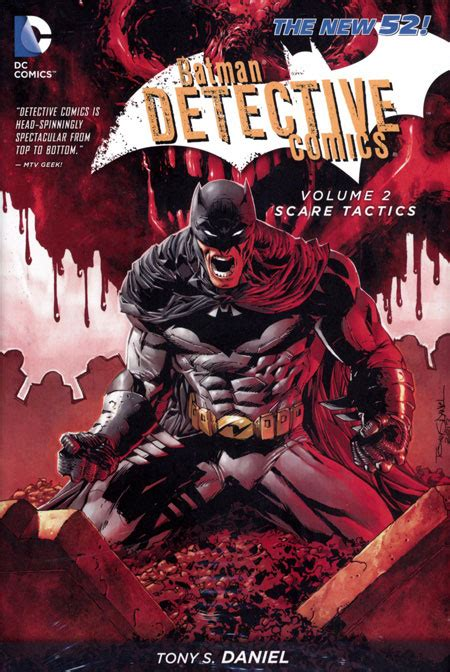 batman hc vol 9 dec120324 batman detective comics hc vol 02 scare tactics previews world