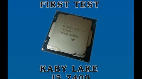 Proc Intel I5 7400 Socket 1151 Tray intel i5 7400 box wof socket 1151 14nm