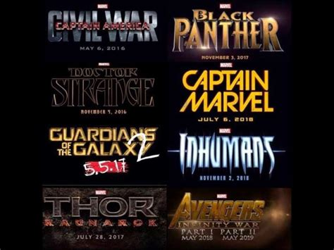film up part 1 marvel s phase 3 line up the tribe