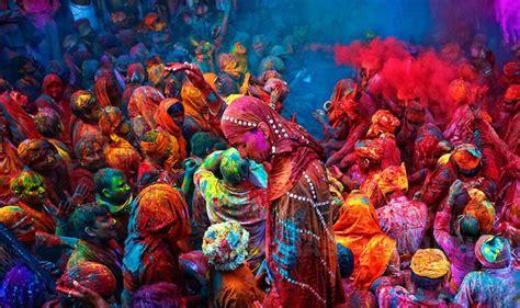 holi f 234 te des couleurs voyage en inde