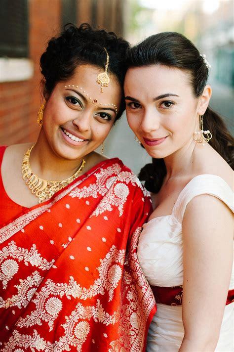 Yana And Archita Jewish Hindu Indian Russian Multicultural