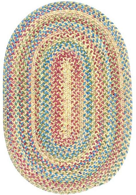 pastel braided rugs 36 best images about tapis tress 233 on braided rug beautiful and cottage rugs