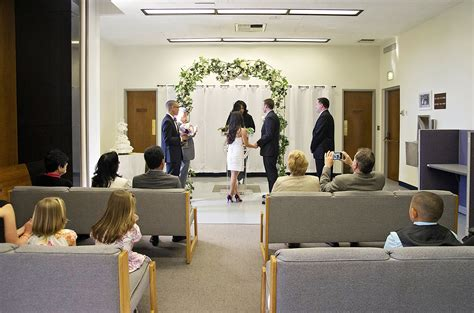 Image Gallery los angeles courthouse weddings