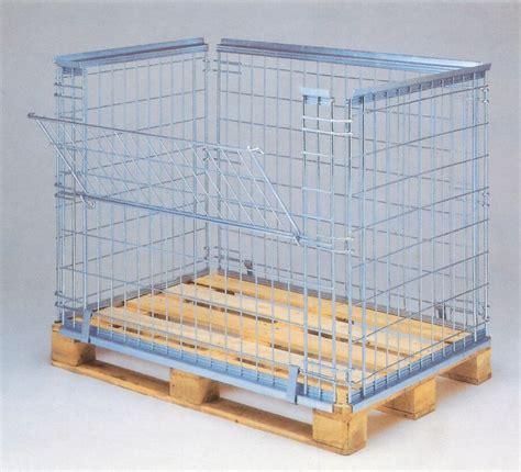 gabbie metalliche roll container e contenitori metallici produzione e vendita