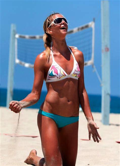 Keep the Spirit!: Jessica Gysin, Pro Beach Volleyball Player, USA