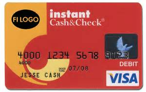 debit card instant the national bank of
