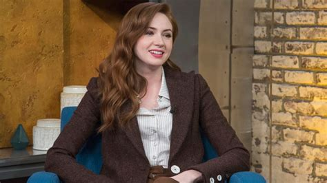 karen gillan songs karen gillan sings the bonnie banks of loch lomond video