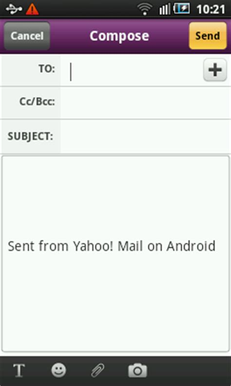yahoo mail for android best apps for android android yahoo mail app setup and sync emails with official yahoo email