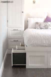 built ins for bedroom small bedroom built ins sawdust girl 174