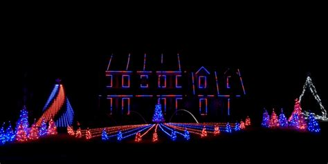 crazy auburn band christmas lights show