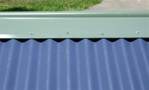 Shed Roof Ridge Cap by Hip Valley And Ridge Ember Seal Metal Profile Flashings