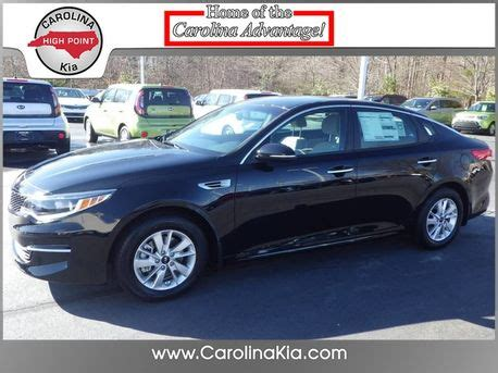 new kia optima high point nc