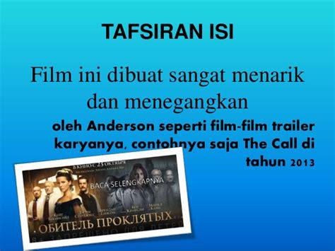 resensi film narnia dalam bahasa inggris contoh teks resensi bahasa indonesia mengulas film
