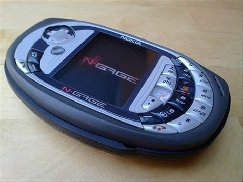 N Gage Qd Sempurna nokia n gage photos from launch to loser the 14 fastest failing tech products