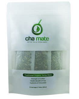 Mate Detox Tea by Products Archive Chamate Yerba Mate Detox Tea