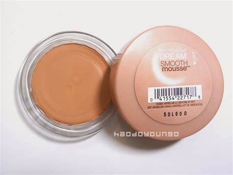 Maybelline Smooth review swatches maybelline smooth mousse in 240