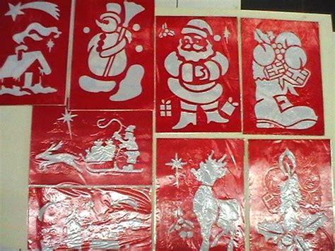 stencil da stare per cucina stencil mascherine natalizie donna fanpage