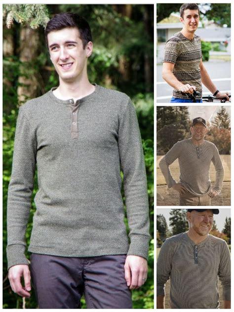 sewing pattern henley shirt 22 best techniques de couture pour homme sewing for men