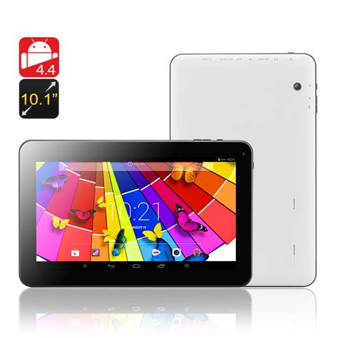 10 1 android tablet 10 1 inch tablet android 4 4 os cortex a7 1 2ghz cpu cts systems