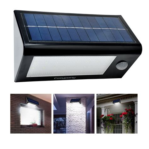 Led Le Solar by Solar Strahler Mit Bewegungsmelder Gt Hier Die Top 5