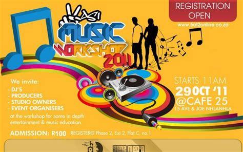 kasi house music kasi music workshop 2011