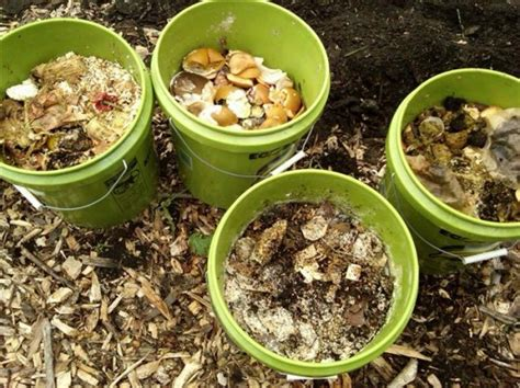 Composting Kitchen Waste At Home by Compost Company Vokashi Cleans Up Your Kitchen